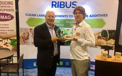 "RIBUS, Inc. Wins New Hope Editors' Choice ""Nexty"" Award for Nu-MAG™"