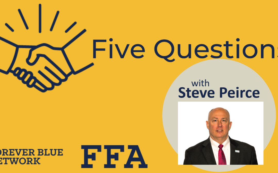 Forever Blue Network (FFA) | Five Questions Series